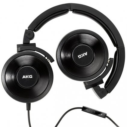 AKG K618DJ черный