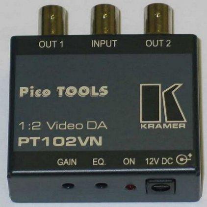 Kramer PT-102VN видеоусилитель, распределитель