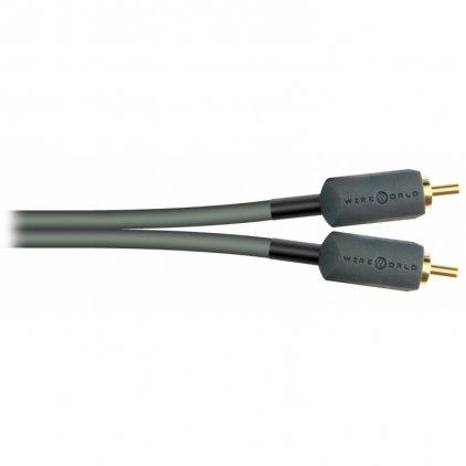 Кабель межблочный аудио Wire World Terra Interconnect 1.0m