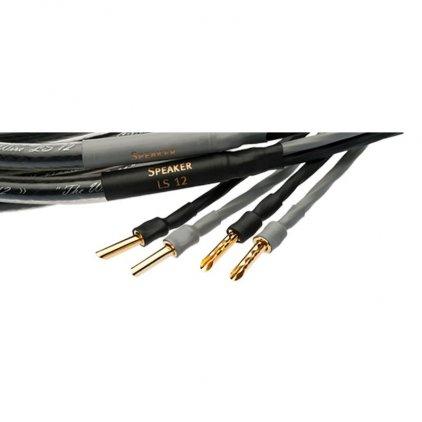 Silent Wire LS12 mk2, black, 2x2.5m Bi-Wire