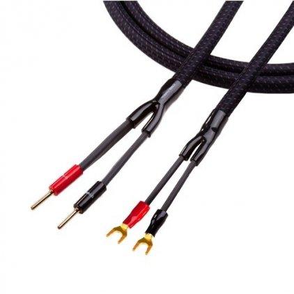 Tributaries 6 Speaker Spade Lug + Banana 10.0ft dis (6SP-LB-100D)