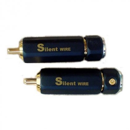 Silent Wire RCA Series 16, gold