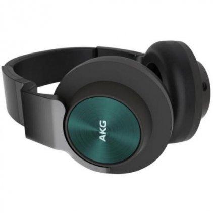 Наушники AKG K545 black/turquoise