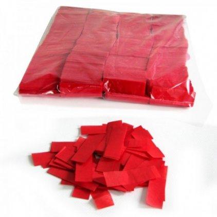 MLB RED Confetti FP 50x20mm 1 kg