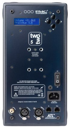 PMC twotwo 5 black blue