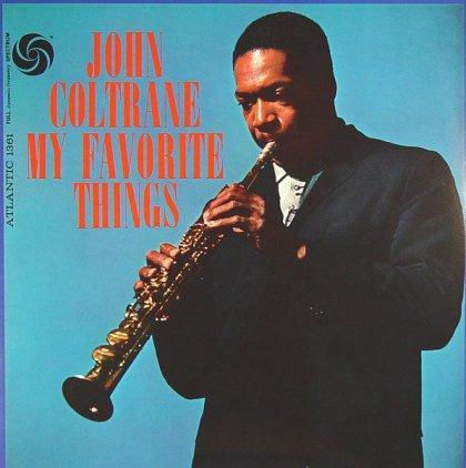 Виниловая пластинка John Coltrane MY FAVORITE THINGS (180 Gram)
