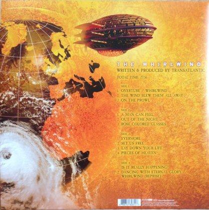 Transatlantic THE WHIRLWIND (Gatefold black 2LP 180 Gram +CD)