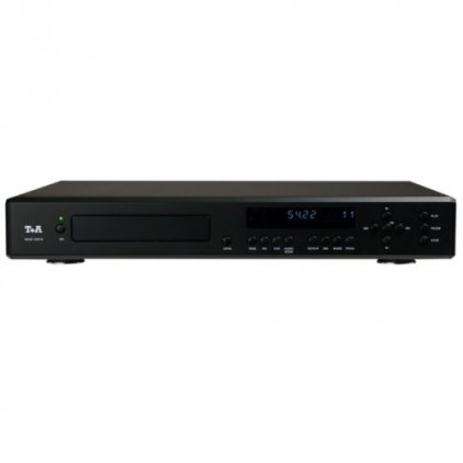 T+A DVD 1240R HD black