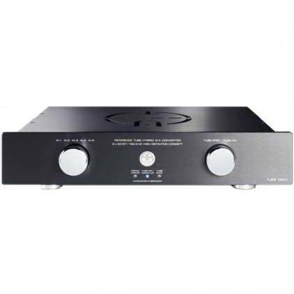 Accustic Arts TUBE DAC II MK 2 (HD) black