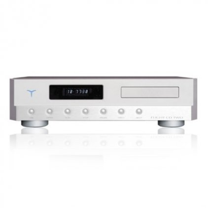 Audia Flight CD Two silver
