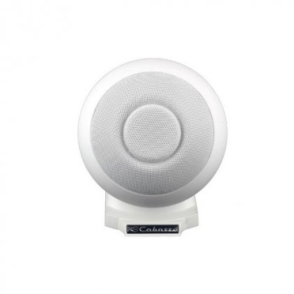 Cabasse iO2 on base (White)