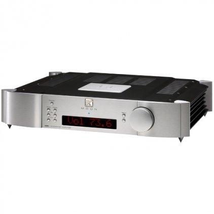 Стереоусилитель SIM audio MOON 600i silver (красный дисплей)