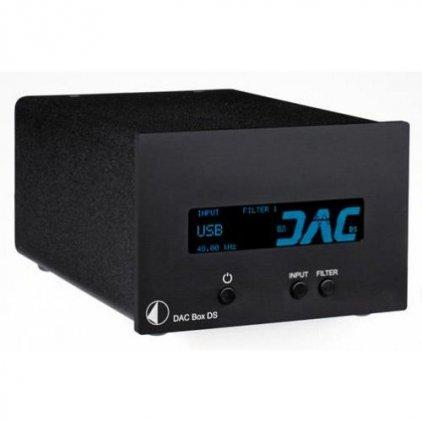 Pro-Ject DAC Box DS black