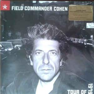 Leonard Cohen FIELD COMMANDER COHEN TOUR 1979 (180 Gram)