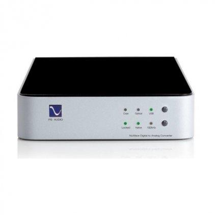 PS Audio NuWave DAC silver