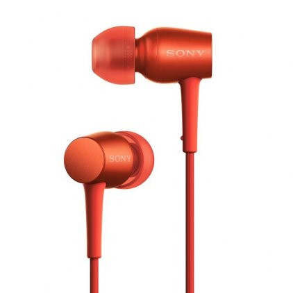 Sony MDR-EX750AP red