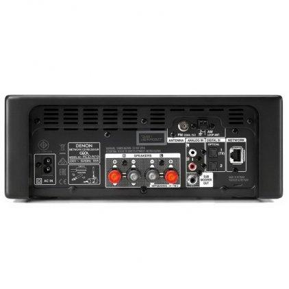 Denon CEOL N10 Black (RCD-N10+SC-N10)
