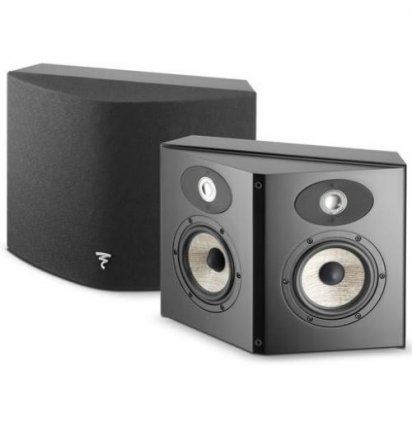 Focal Aria SR 900 black satin