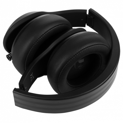 Наушники Monster Adidas Originals Over-Ear Headphones Black (137012-00)