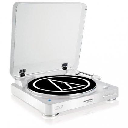 Audio Technica AT-LP60BT White