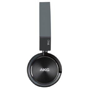 Наушники AKG Y40 black