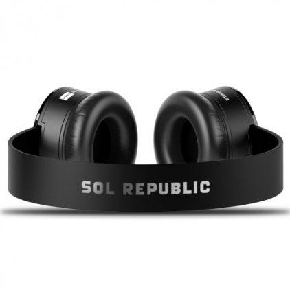 Наушники Sol Republic TRACKS MFI BLACK (1211-01)