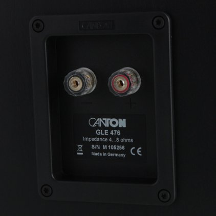 Canton GLE 476 black