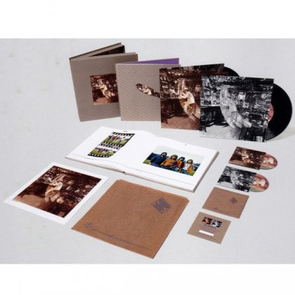 Led Zeppelin IN THROUGH THE OUT DOOR (Super Deluxe Edition Box set/Remastered/2CD+2LP/180 Gram/Hardbound 80-page book)