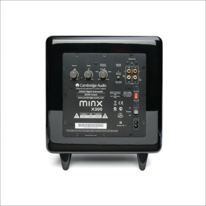 Cambridge Minx X300 black