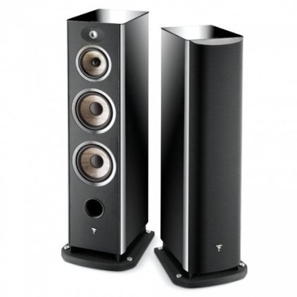 Focal Aria 948 black high gloss