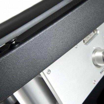 Подставка модульная Atacama Equinox Single Shelf Module AV white/piano black (полка)