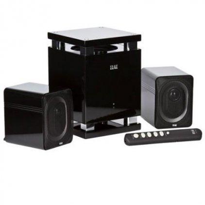 Комплект акустики Elac Micromagic 2.1 high gloss black