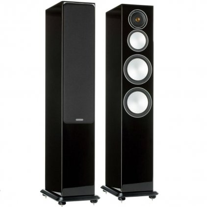 Monitor Audio Silver 8 high gloss black