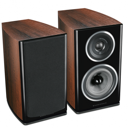 Wharfedale Diamond 11.1 Walnut Pearl