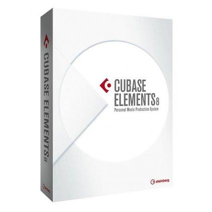 Программное обеспечение Steinberg Cubase Elements 8