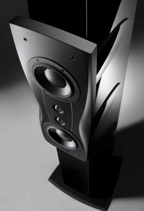 Dynaudio Confidence C2 Platinum black laquer