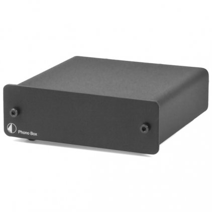 Pro-Ject MM/MC PHONO BOX (DC) Black