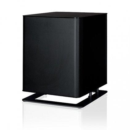 Piega PS 1 AB black alu/black