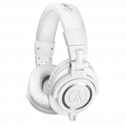 Наушники Audio Technica ATH-M50X white