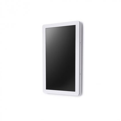 SMS Media Cabinet Indoor Totem white