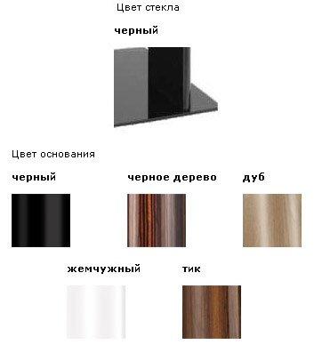 Стойка под ТВ Ultimate DD/B (with bracket) black alu/pearl