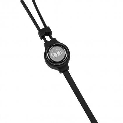 Monster Clarity HD High Definition In-Ear Headphones Black (128665)