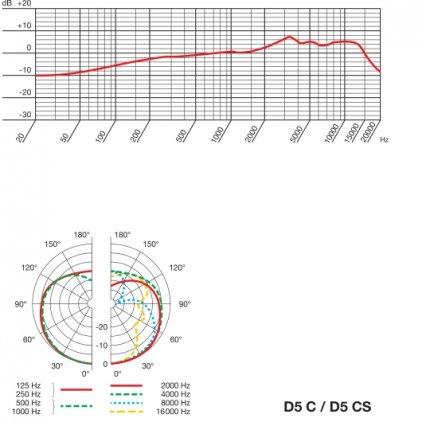 AKG D5CS