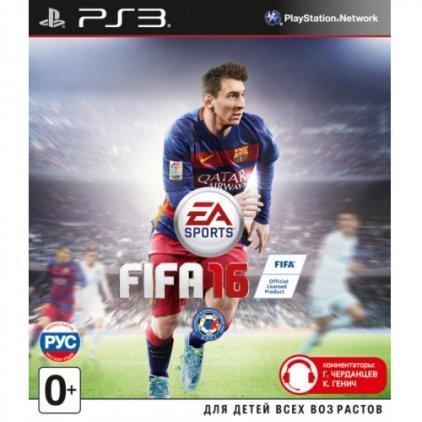 Sony Игра для PS3 FIFA 16, Русская версия