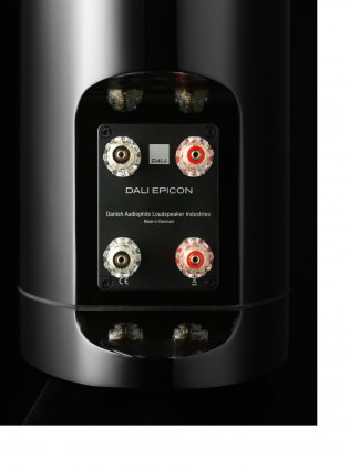 Dali EPICON 8 black high gloss