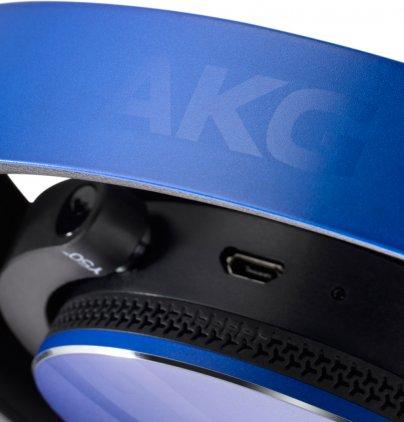 AKG Y50BT blue
