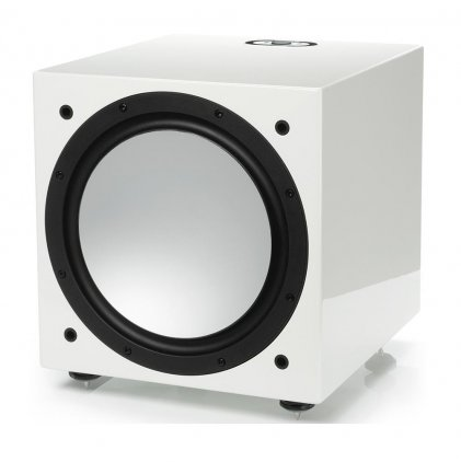 Monitor Audio Silver W12 high gloss white