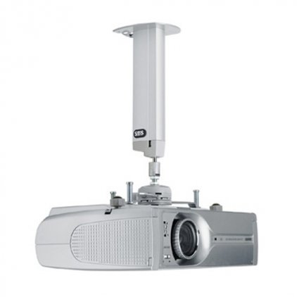 SMS Projector CLF 250 mm include SMS Unislide silver (