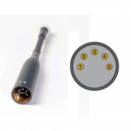AKG GN30E 5-pin 30см Gooseneck,