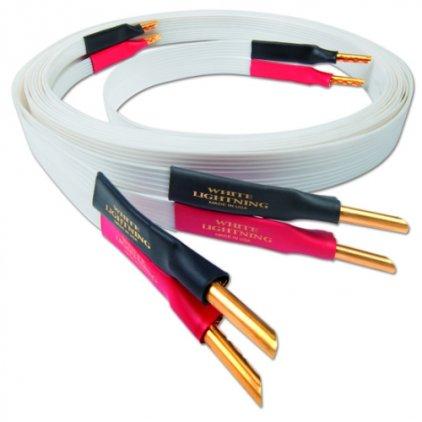 Акустический кабель Nordost White Lightning banana 3.0m